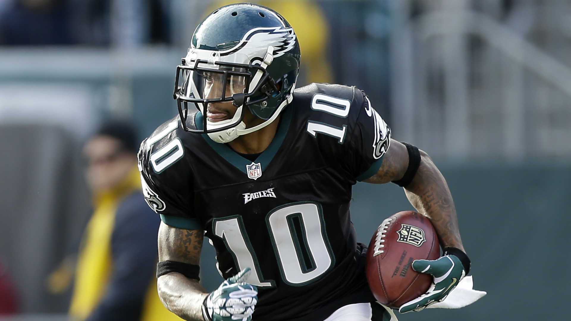 Audio Adam Schefter Says DeSean Jackson Returning to the Eagles