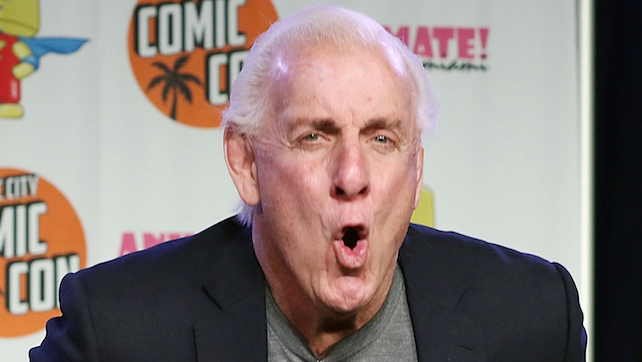 audio ric flair on the wip morning show phillyinfluencer com