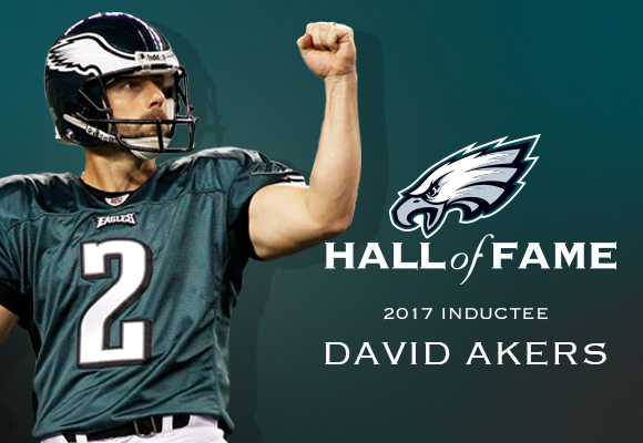 David Akers Is Getting Inducted into the Eagles' Hall of ...