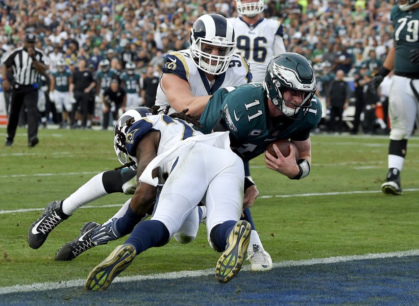 Image result for carson wentz torn acl