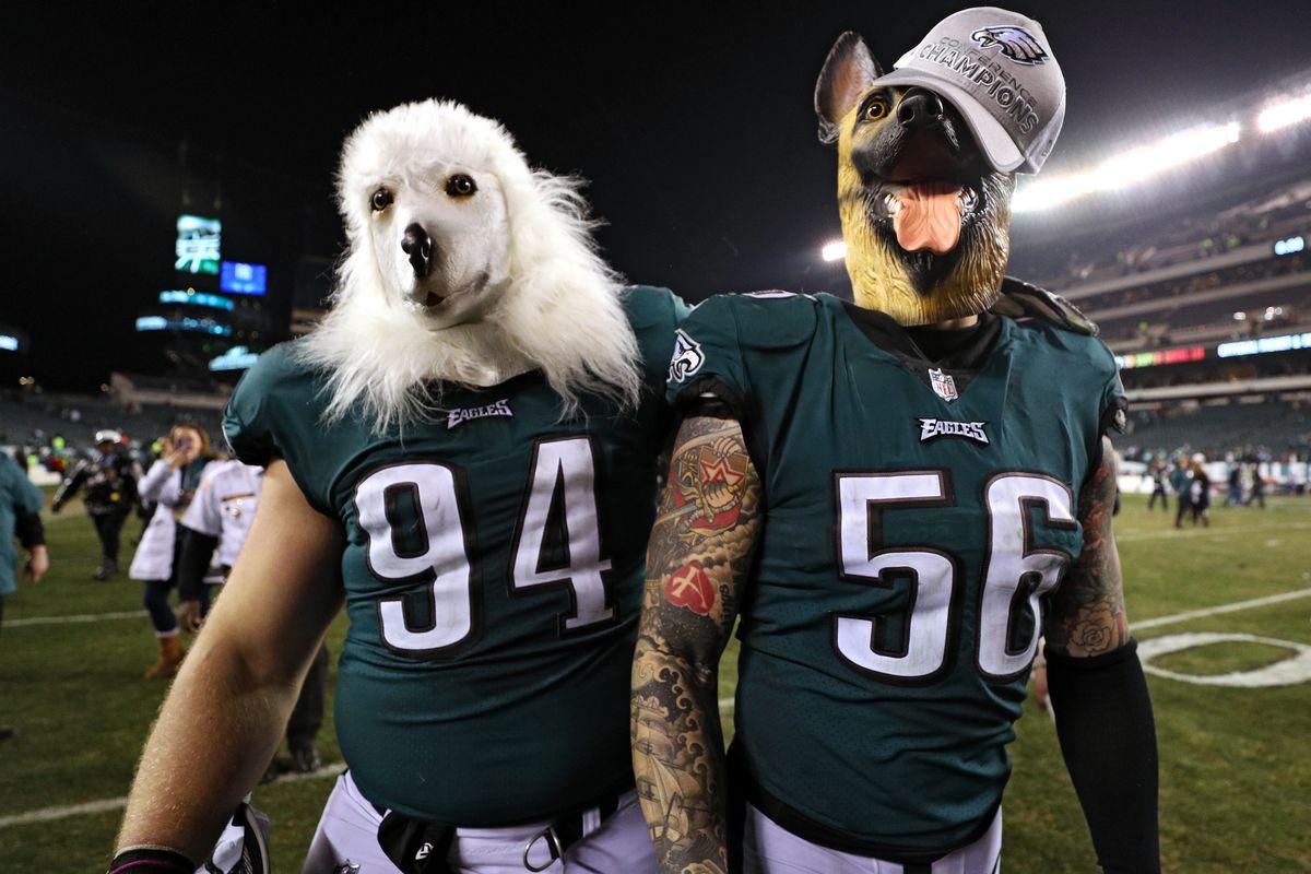 3c473985e Your In-Depth Eagles vs. Patriots Super Bowl LII Preview ...