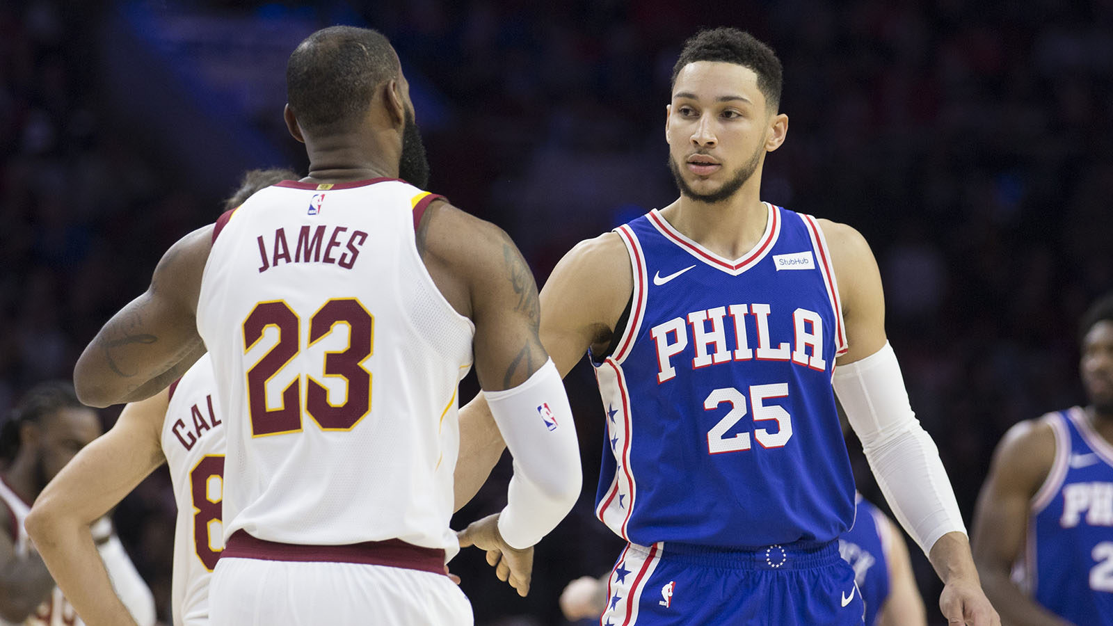 wholesale dealer 94711 b9622 Ben Simmons stole the show during the NBA All-Star Game ...