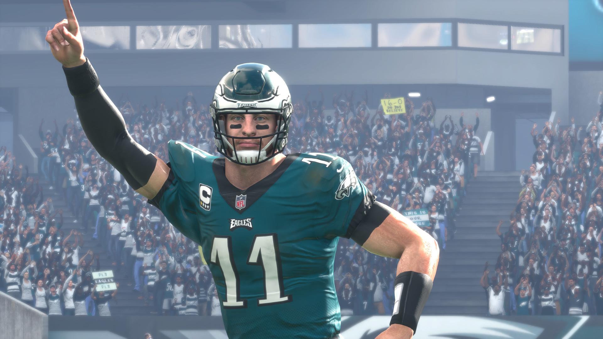 Get on the Sticks: Madden 19 Philadelphia Eagles preview