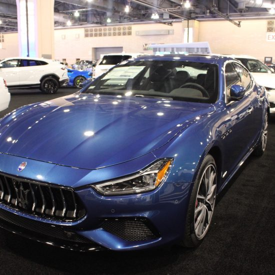 (2020 Maserati Quattroporte // Photo by Candis R. McLean)