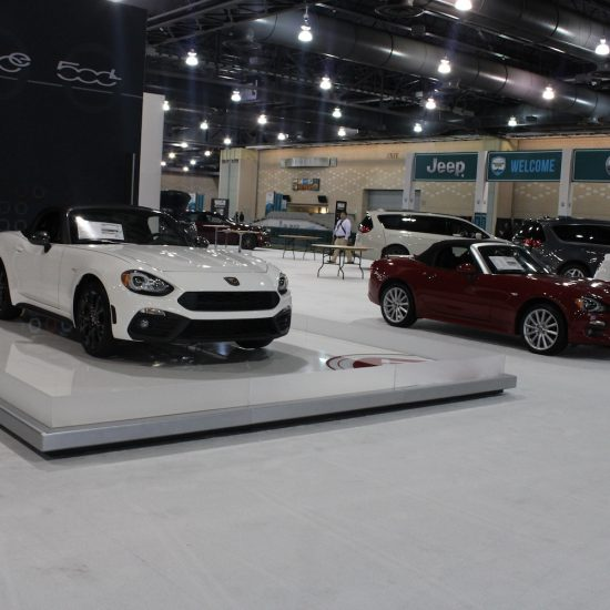 (2020 Fiat Spider // Photo by Candis R. McLean)