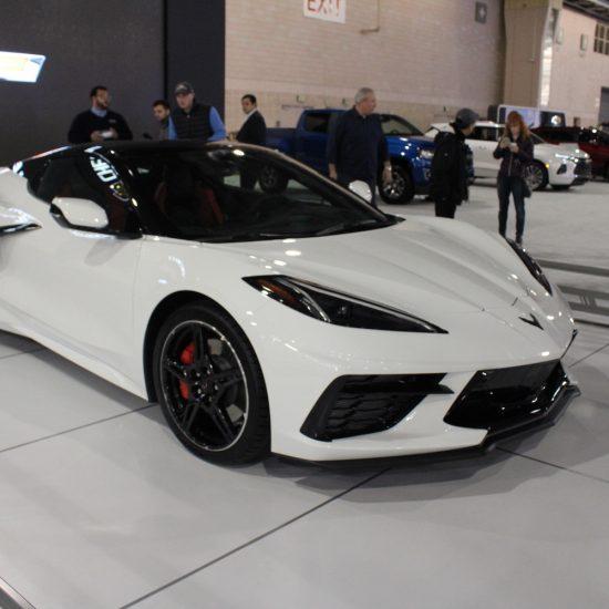 (2020 Chevy Corvette // Candis R. McLean)