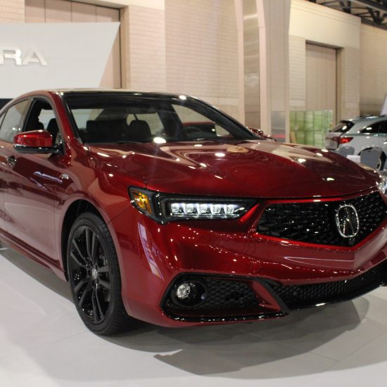(2020 Acura TLX // Photo by Candis R. McLean)